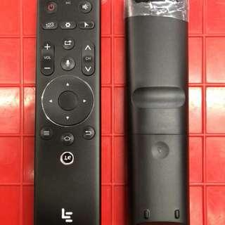 Letv 樂視電視遙控器二代三代,機頂盒遙控器(原裝)