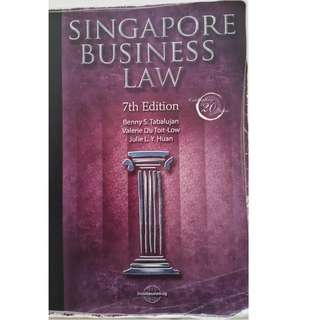 AB1301 Singapore Business Law