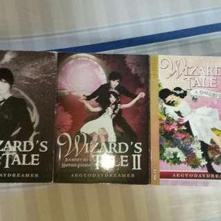Wizard's Tale Trilogy
