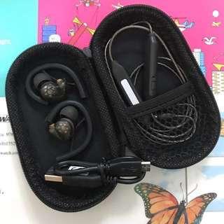 MMCX藍牙缐和耳機 for Shure se215,425,e846