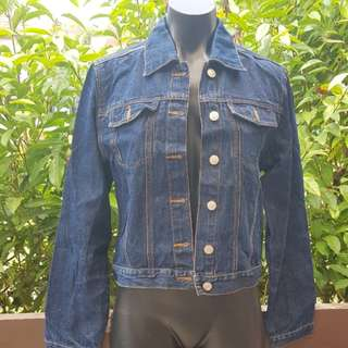 Old Garage Denim Jacket