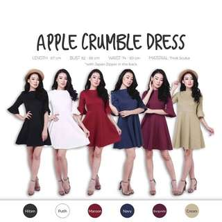 Apple Crumble Dress