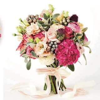 ROM fresh flowers package