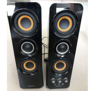 Creative T-50 Wireless (Bluetooth) Speakers