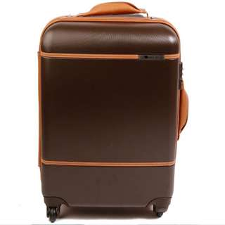 Authentic Delsey Valise 4 wheel trolley 6.5kg Suitcase
