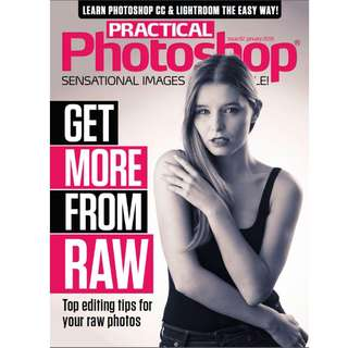 Jan '18 Practical Photoshop - Digital Magazine ( PDF File Only)