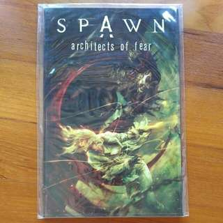 Spawn Architects of war TPB