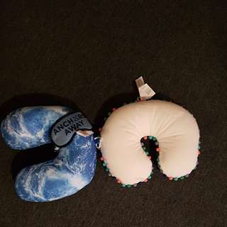 2 for $10 TYPO travel neck pillows