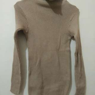 Turtleneck sweatshirt (coksu)