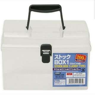 超大提盒 工具箱 工具盒 收納小物 收納盒 可疊
