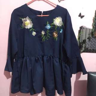 LOCAL BRAND BLOUSE (Baju brand lokal)