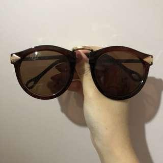 Vintage round sunglasses