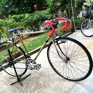 Authentic Kuwahara cromoly roadbike