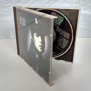 Rare CD Collection, Original Cover, Booklet, Rhythm Nation by Janet Jackson 1989, Miss You Much, Love will Never do, Escapade, Black Cat