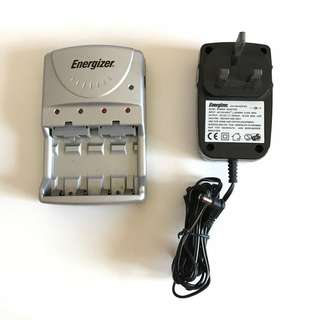 Energizer Ni-MH Battery Charger CH1HR-BS