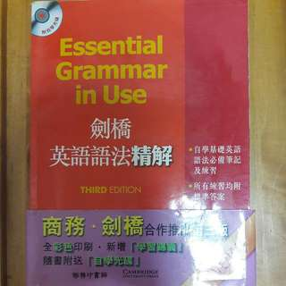 劍橋語法精解