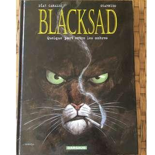 Comic book Blacksad