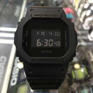 Casio G-Shock DW-5600BB-1 DW-5600BB DW5600 all black 全黑