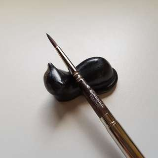 Escoda Versatil Synthetic Sable Pocket Brush Sz 4
