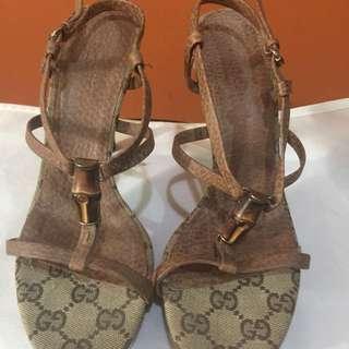 Gucci Sandals 100% Authentic