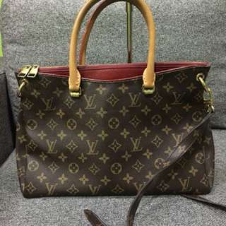 Authentic LV Pallas GM