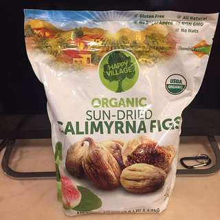 Organic Sun-Dried Calimyrna Figs 1.13kg