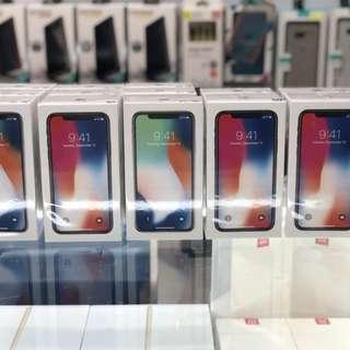 Apple iPhone X 256gb 64gb
