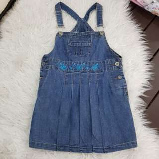 Overall Dress (size:6)