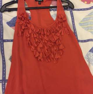 Sleeveless top from BeBe