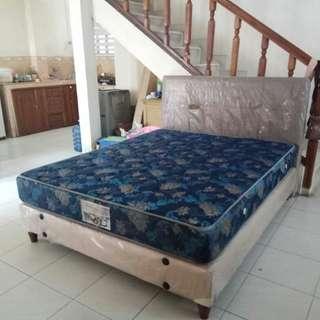 Preloved Spring bed