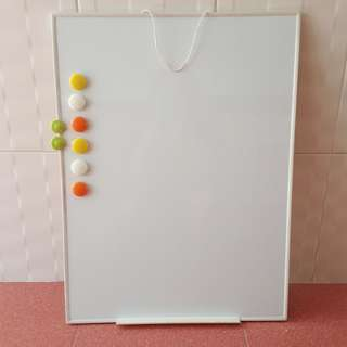 Magnetic Whiteboard 60cm x 45cm