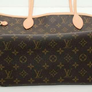 New Lv Neverfull Bag