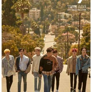 GOT7 7FOR7 OFFICIAL POSTER (VERTICAL)