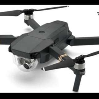 DJI Flymore package with DJI care