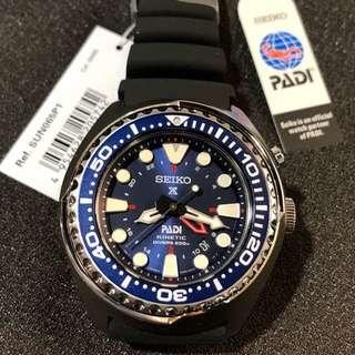 Seiko Prospex x PADI special edition SUN065P1 SUN065 Kinectic