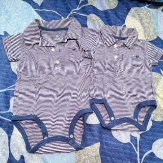 Brothers / Siblings Romper Outfits
