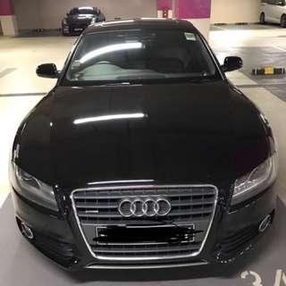 Car for lease : Audi A5 sportback 2.0 TFSI