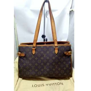 Lv Batignolles Horizontal Shoulder tote Bag Preloved