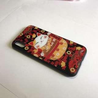 包郵 iPhone X 玻璃電話殻