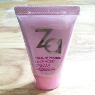 Za Total Hydration Deep Moist Cream