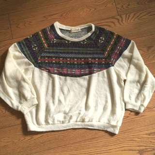 Korea sweater free size