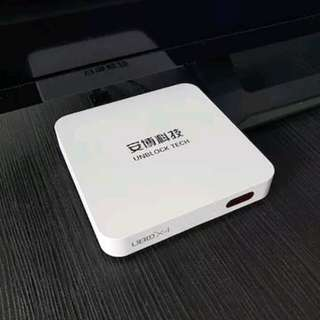 TV Box - Ubox Gen4