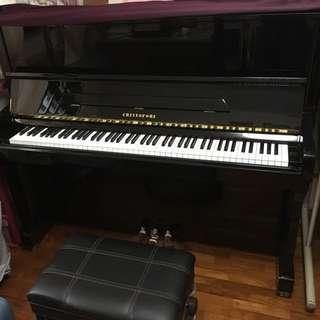 Cristofori exam grade Piano