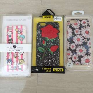 All 3 Iphone 6s Cases for 269