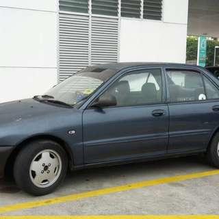 Proton Wira 1.5 Auto Tahun.1995