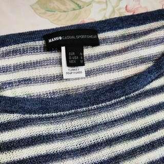 MANGO Knitted Sweater