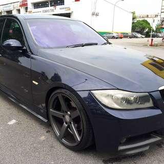 BMW e90 325i MSport