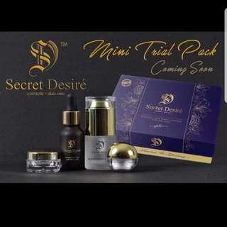 Mini Trial Pack SD