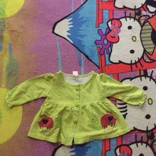 Baju hangat bayi