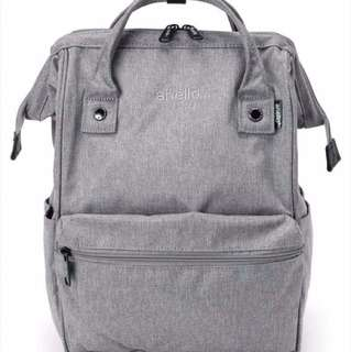 Anello Large Canvass Backpack (Authentic)